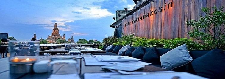 Sala rattanakosin restaurant