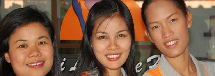 Thai Language Hut School